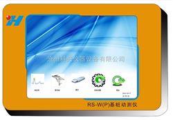 RS-W(P)基桩动测仪,小应变检测仪