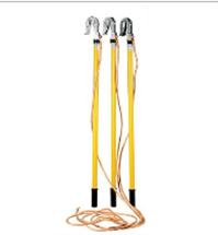 电气设备个人保安线,三个分叉高压接地线直销