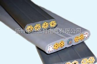屏蔽起重机扁平软电缆