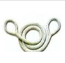 双环安全绳 白色安全绳