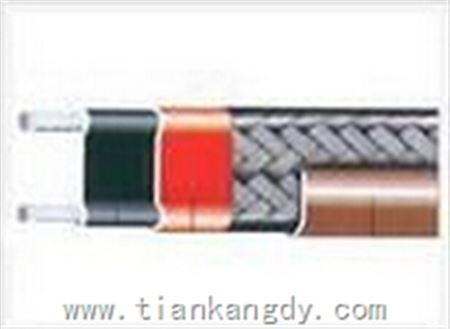 接线盒,一般场合可直接将伴热电缆接至闸刀开关上