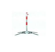 WL专业设计围栏架杆|伞式围栏支架|玻璃钢材质