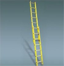 电力电工作业绝缘梯子,设备维修防静电绝缘梯子