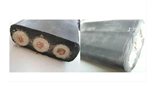 YBF  硅橡胶护套扁电缆