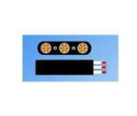 YB钢丝扁电缆