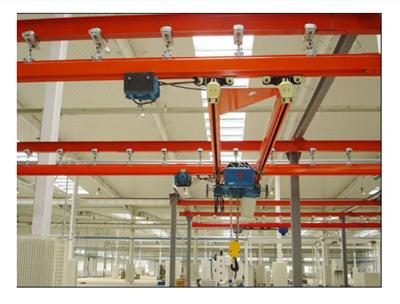 KBK柔性轻型组合系统起重机
