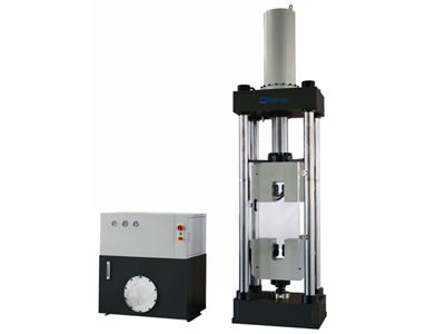 WAW-300/WAW-600/WAW-1000/WAW-2000微机控制电液伺服万能试验机(单空间机型)