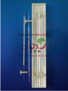 A級 25ml藍白線聚四氟塞滴定管