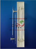 A级 10ml蓝白线聚四氟塞滴定管