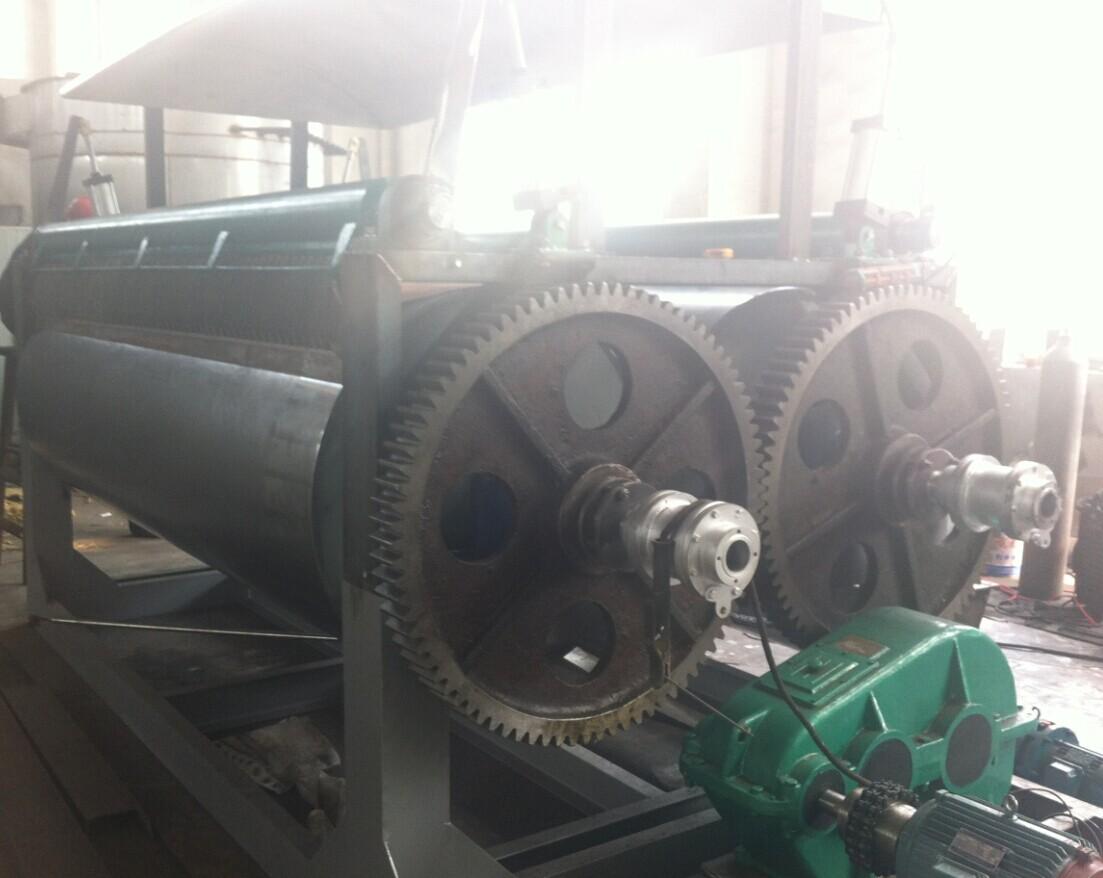 预糊化大米滚筒刮板干燥机