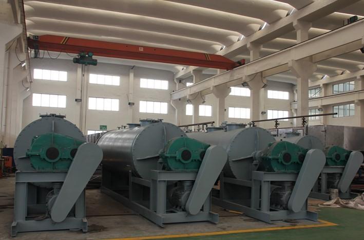 ZPG-6000耙式干燥器