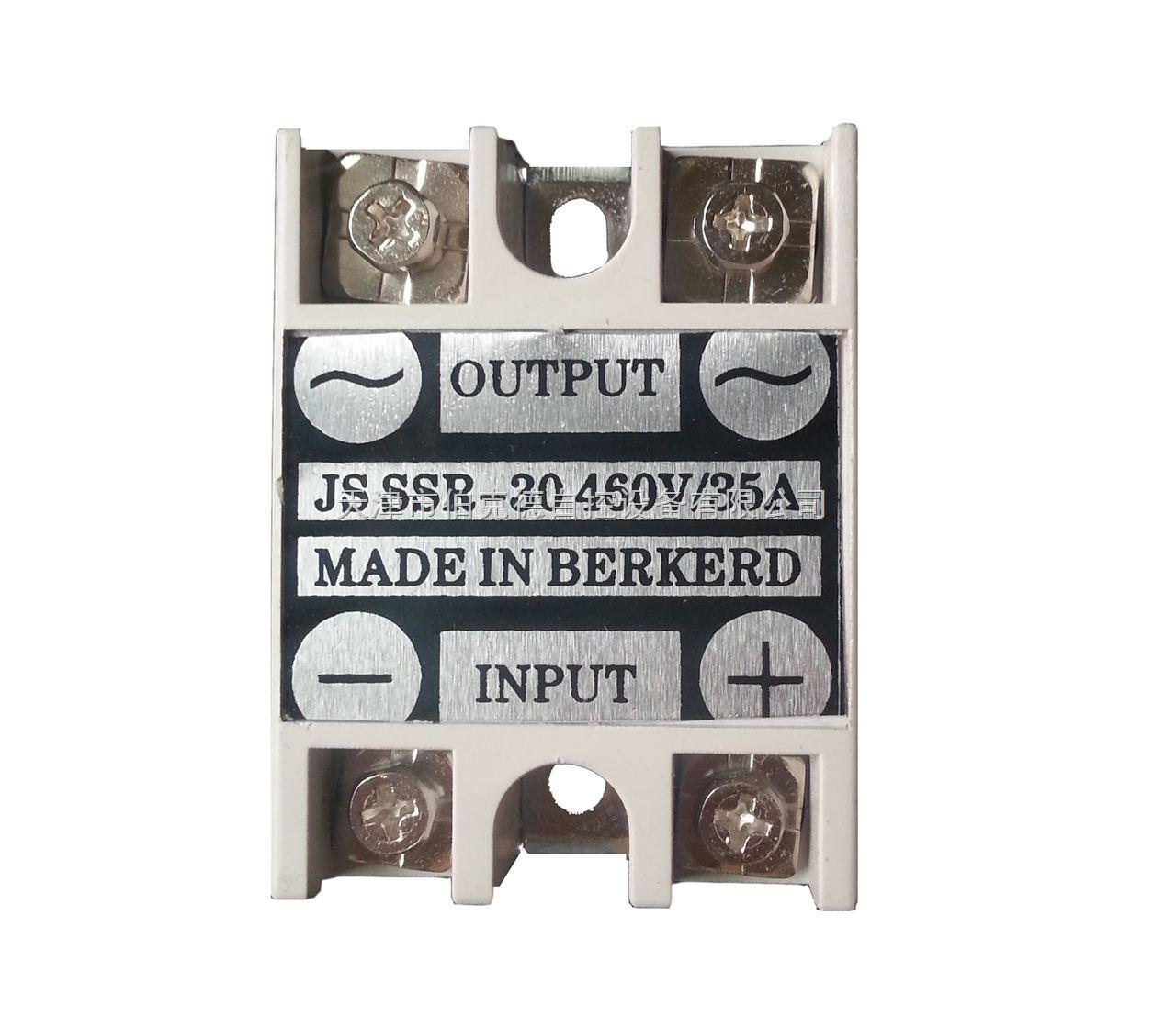 ssr-40da-伯纳德固态继电器