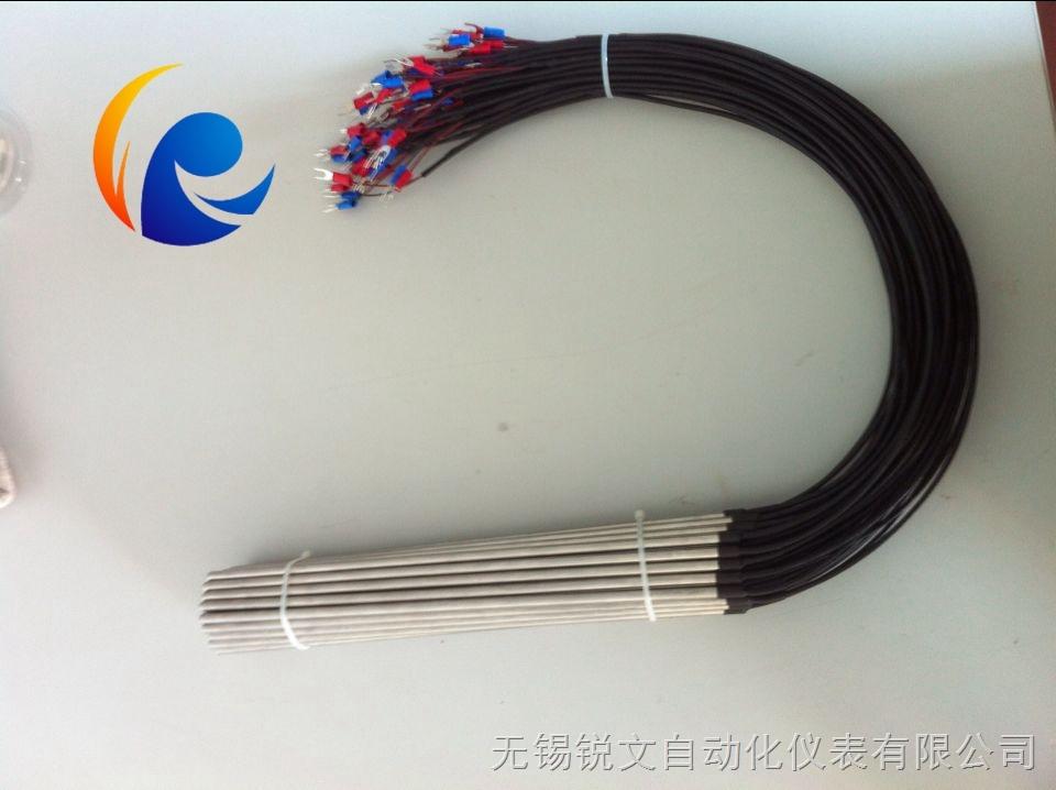 江蘇無錫wrnk-191補償導線式k型鎧裝熱電偶圖片