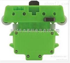 三极集电器JD3-16/25浅绿,3级集电器,行车受电器