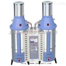 双重蒸馏水器、DZ-5C不锈钢电热重蒸馏水器