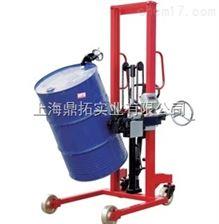 FCS液压升降式倒桶秤,抱式100公斤油桶车电子磅秤