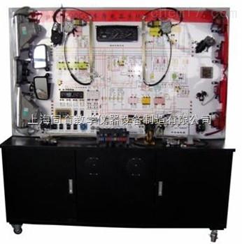 (二)结构组成 桑塔纳2000起动系统,电源系统,仪表系统,灯光照明系统