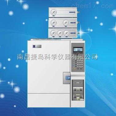 捷岛 GC1690L-3 气相色谱仪(程升+单PIP+双SPL+FID+ECD+FPD)