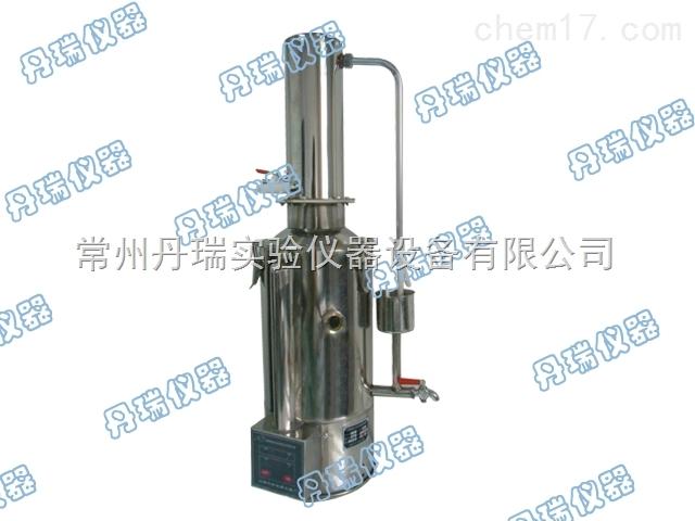 YA.ZD-5不锈钢蒸馏水器