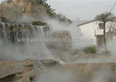 安徽人工湖泊喷雾造景工程人工造景系统