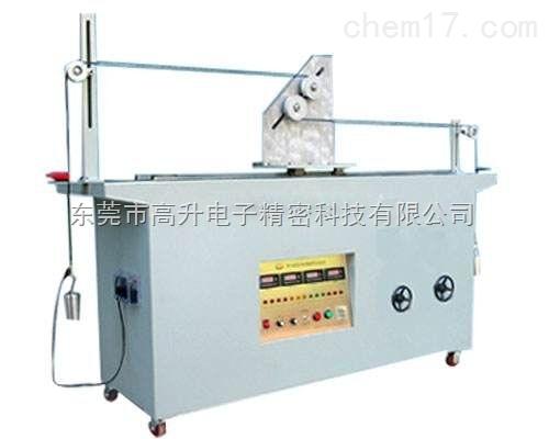 高柔性拖链电缆柔软度试验机