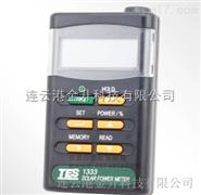 吉林太阳能辐射仪TES1333台湾泰仕用于气象农业