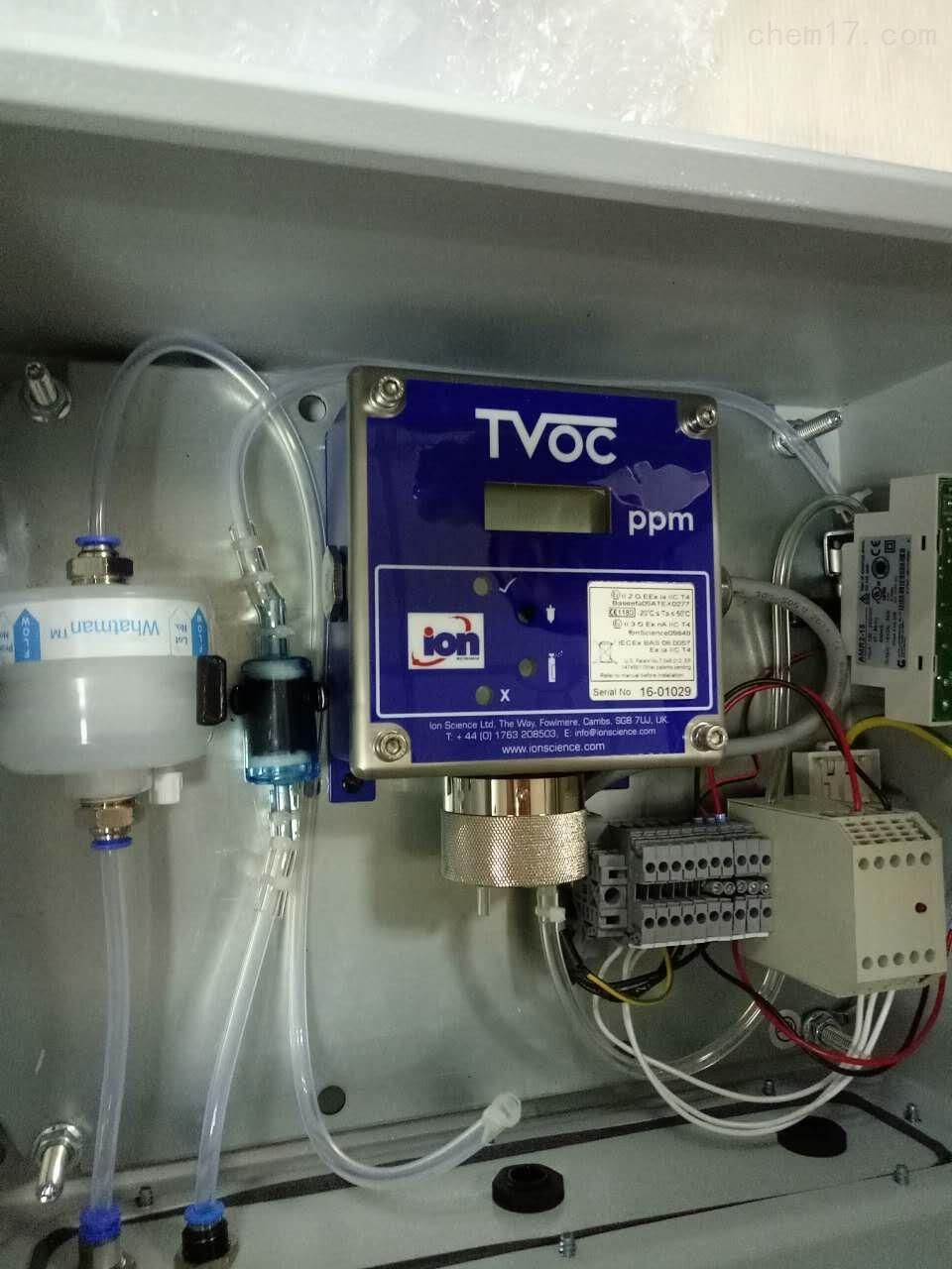 英国离子光离子PID法尔考固定式VOC在线监测仪