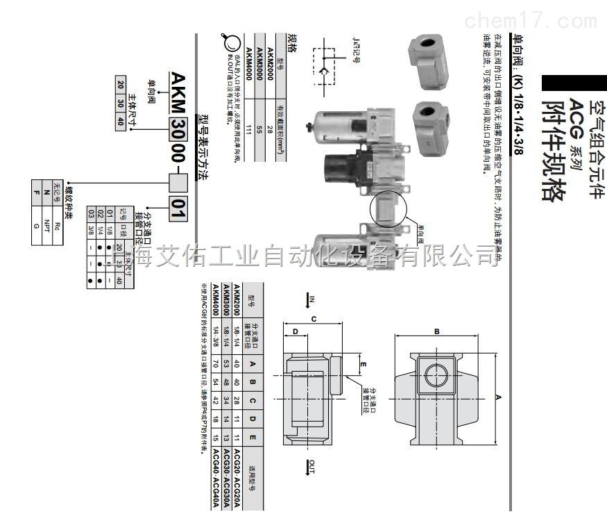 化工机械设备 储运设备 其它 上海艾佑工业自动化设备有限公司 日本