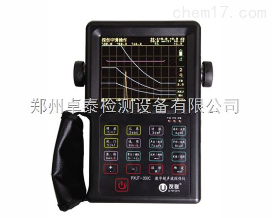 PXUT-300c南通友联全数字智能超声波探伤仪