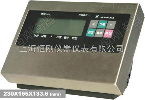 汽车衡用称重显示器,上海耀华称重数字