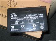 上海KILO蓄电池SC12-150免维护电池12V150AH型号/报价