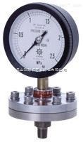 *计器DAIICHI KEIKI隔膜式压力计 PK-9T AT G1/2 Φ60 0~1MPa