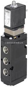 BURKERT三位五通电磁阀 适用于气动系统