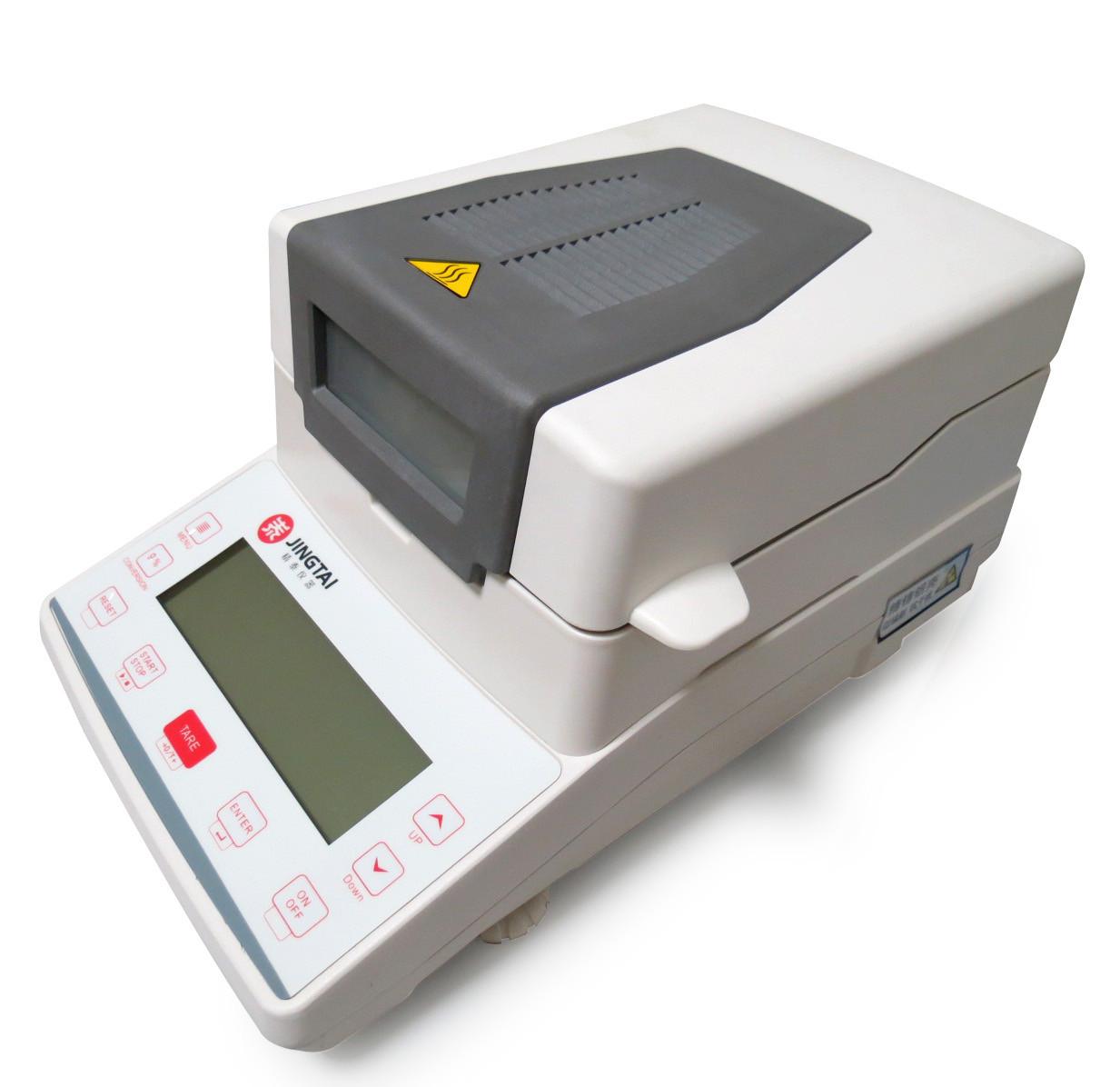 鹵素水分測定儀使用中的幾項注意點