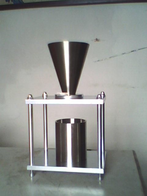 氧化铝行业测试粉末流动性能仪