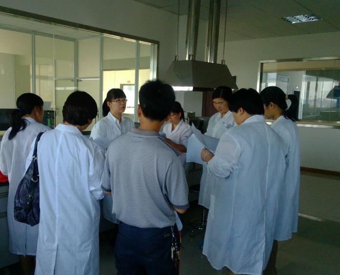 普洛帝与张家港质检所共同建造颗粒检测综合共享平台