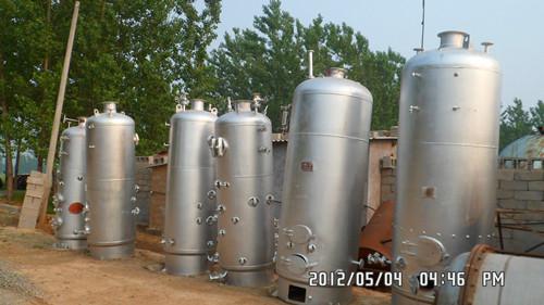 二手立式蒸汽锅炉