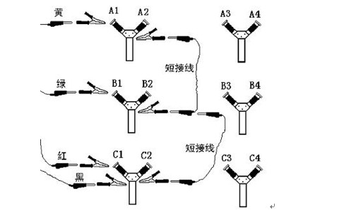 电路 电路图 电子 教学图示 原理图 487_297