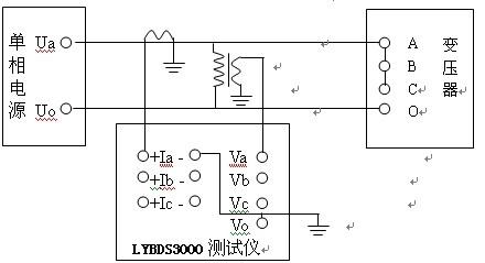 lybds3000变压器空负载特性测试仪