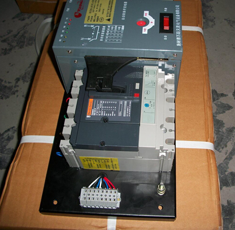 供应施耐德schneider双电源开关 watsna-160/4p双电源自动切换