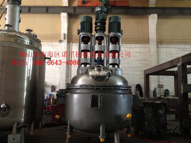 广东醇酸树脂反应釜