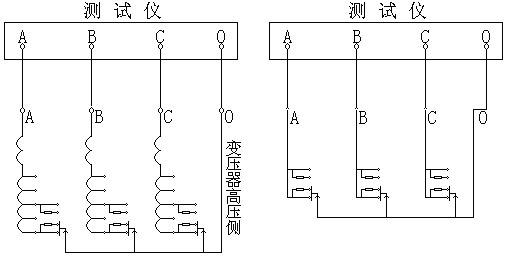 变压器有载分接开关测试仪操作指南