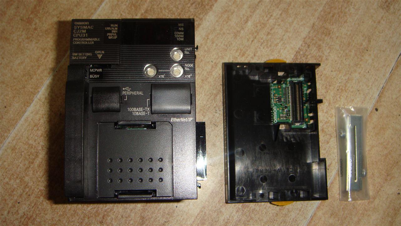 欧姆龙cj2m-cpu31现货图片