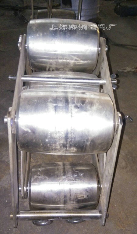 SR-电子皮带秤校验链码,5米6米7米循环链码价