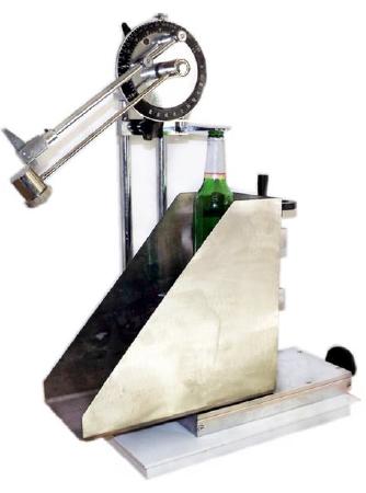 玻璃瓶罐抗机械冲击试验机