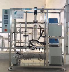 短程分子蒸馏设备