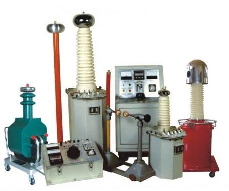 干式试验变压器结构特点