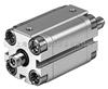 ADVU-80-50-P-AADVU-80-50-P-A,双作用紧凑型气缸,156574