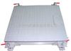 LK-SCS上海移动式电子地磅,3吨双层移动式电子地磅秤,电子秤