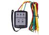 三相交流电相序计/相序表 相位检测仪VC850相位表